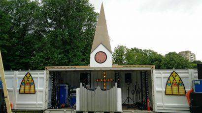 edelwise festival - kerk